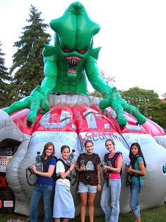 Laser Tag Inflatable In Louisville Ky