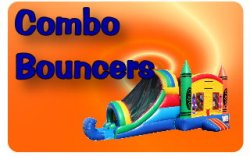 Combo Bouncer Rentals in Louisville KY