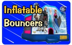 Inflatable Bouncer Rentals in Louisville, KY