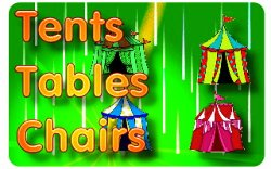 Tents, Tables, Chairs Rentals in Louisville, KY