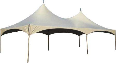 20 Foot by 40 Foot Tent Rental