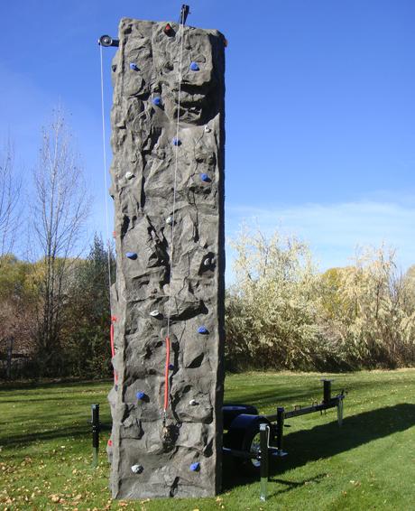 Rock Wall Rigid - Rock Wall In Louisville KY