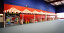 Carnival tents and games