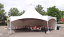 40 foot tent with sides